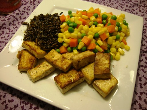 How to cook tofu   cairns&carrots