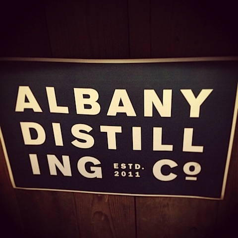 Tour at Albany Distilling Co. | Jen is Green