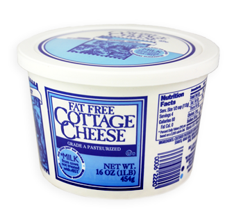 6222 Nonfat Cottage Cheese